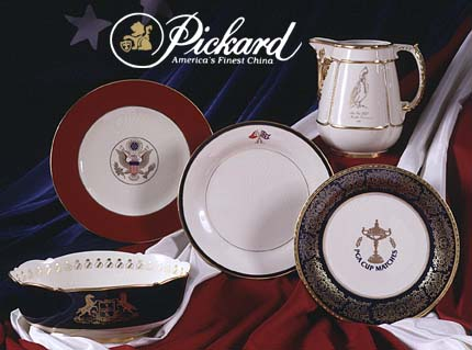 Pickard: America's finest china