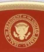 Camp David logo detail
