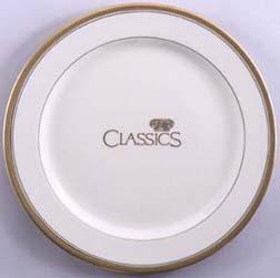 Classics plate
