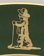 Links Club logo detail