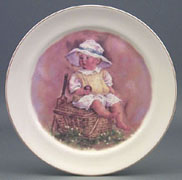Little Boy Plate