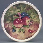 Apples & Berries Plate