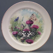 Moth & Thistle Plate