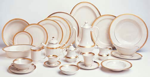 shapes of fine china dinnerware for pickard china